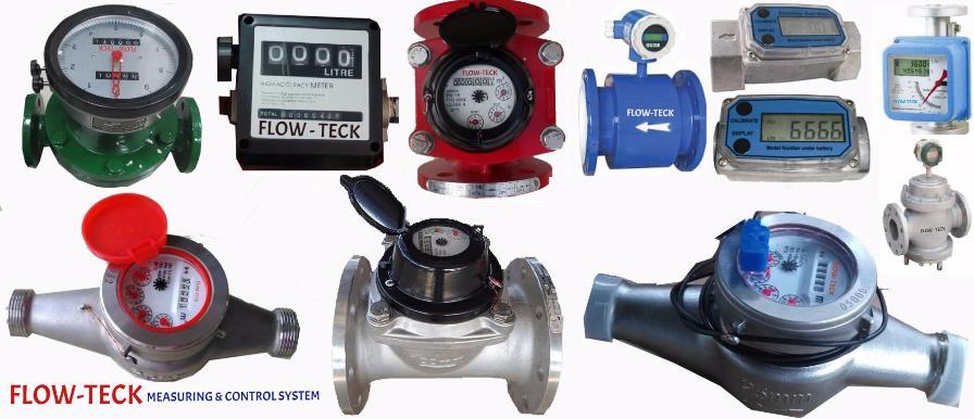 Flow Meter & Gear Pump For Diesel